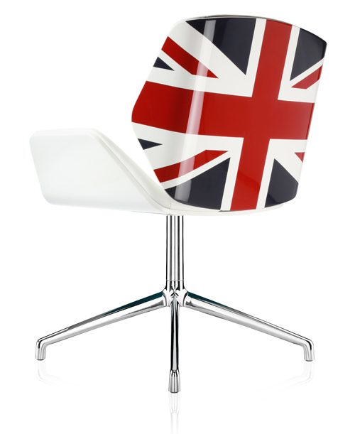 Arcol Design partnering with AVKO on Britannia Chair