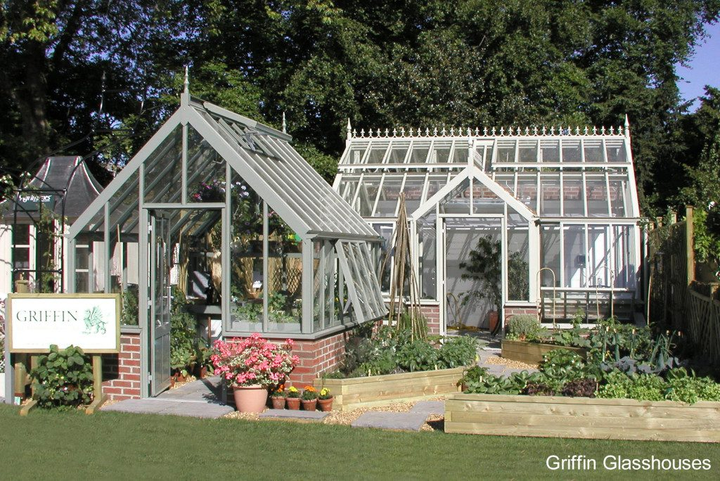 Griffin Glasshouses at the RHS Chelsea Flower Show