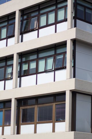 Telephone House, Southampton – PVC Window Installation
