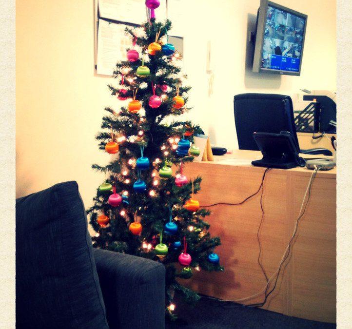 Merry Christmas from AVKO-Christmas Shutdown information.