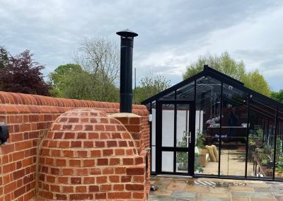 Griffin Glasshouses completes project with UPVC Paint